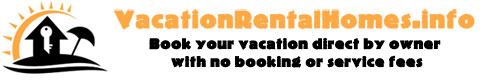 Vacation Rental Homes by Owner